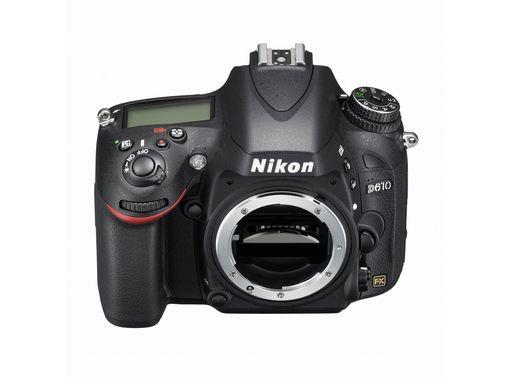 Nikon D610 Body FX Full Frame Digital SLR Camera Body Japan Domestic ...